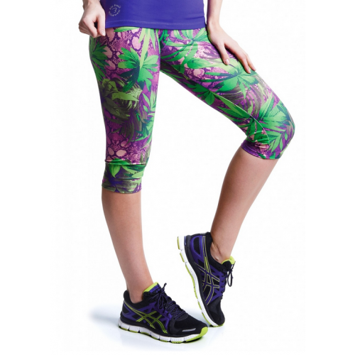 Bia Brazil Tropical Short Leggings-166