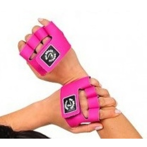Bia Brazil Gloves Pink