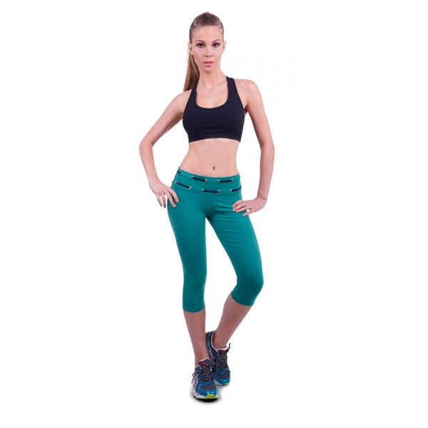 Bia Brazil Stitch Short Leggings