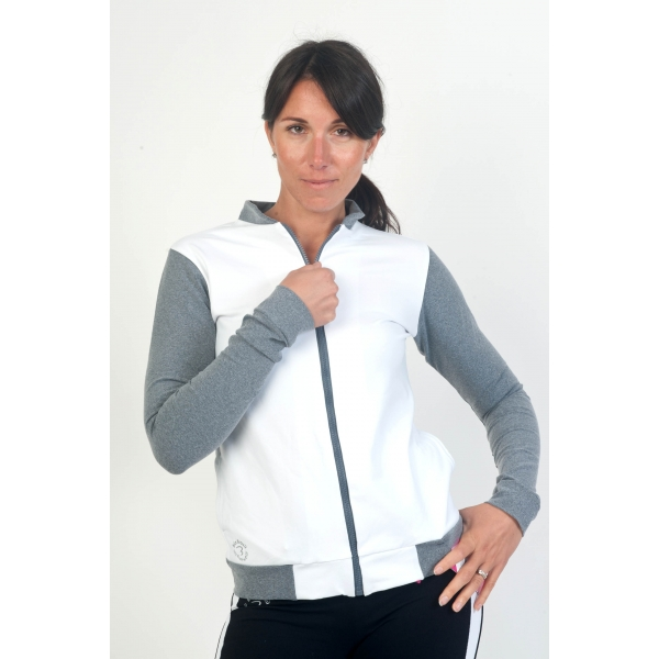 Bia Brazil 'Two Tone' Zip Top