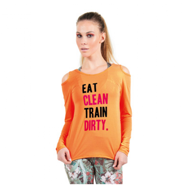 Bia Brazil Eat Clean Tank Top-485