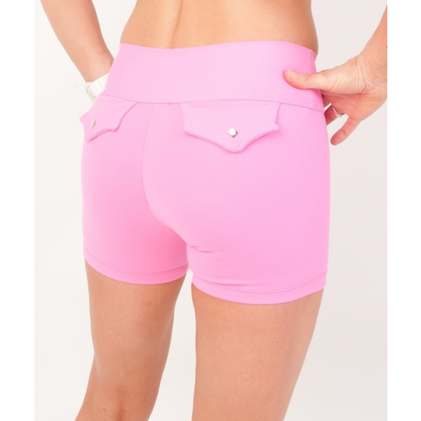 Bib Brazil Vista Shorties Pink