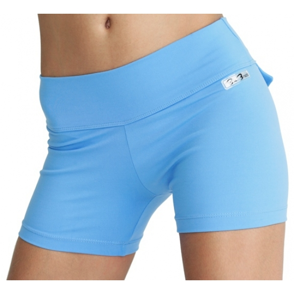 Bia Brazil Vista Shorties (light blue)
