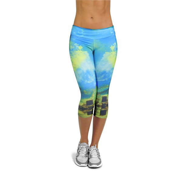 Bia Brazil Samba Short Leggings