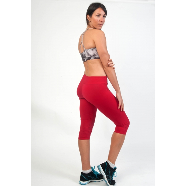 Bia Brazil Solid Colour Short Leggings