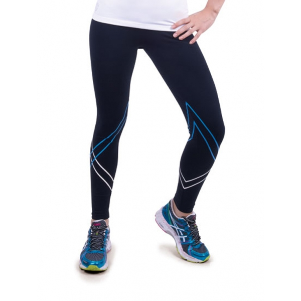 Bia Brazil Lightning Leggings Black