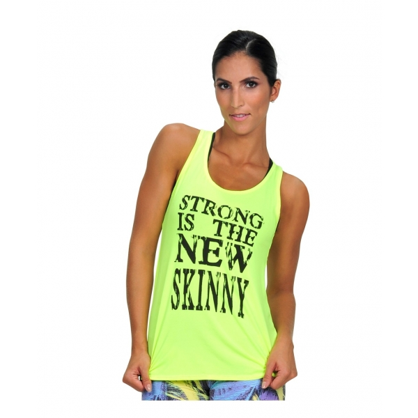 Bia Brazil Strong Tank Top