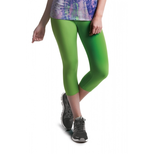Bia Brazil Bright Green Short Leggings