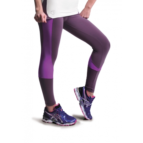 "Bia Brazil Curve Leggings ""Grapes and Wine"""