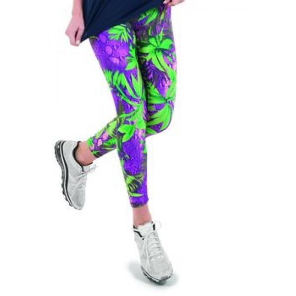 Bia Brazil Tropical Leggings-166